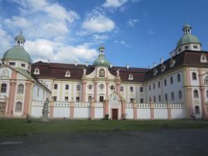 k-008 Zisterzienserkloster in Osek